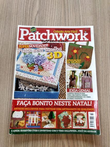 Revista Patchwork 23 Bota Pano Avental Almofadas Y592