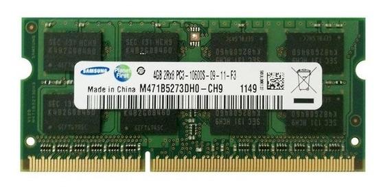Memória Samsung Ddr3 1333mhz 4gb 2rx8 Dell Vostro 3500 Alienware M17x R3
