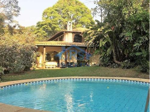 Chácara Com 4 Dormitórios À Venda, 1000 M² Por R$ 1.100.000 - Chácara De La Rocca - Carapicuíba/sp - Ch0048