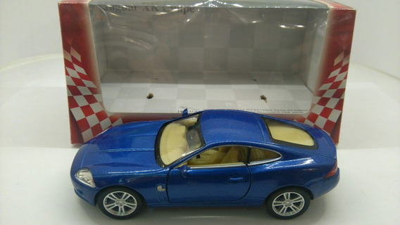Jaguar Xk Coupe 1:38 Kinsmart Milouhobbies A1086