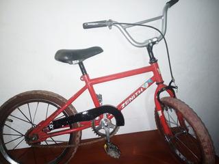 Bicicleta Rodado 16 Usada, Niño/a