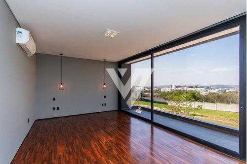 Sobrado Com 3 Dormitórios À Venda - Alphaville Nova Esplanada I - Votorantim/sp - So1333