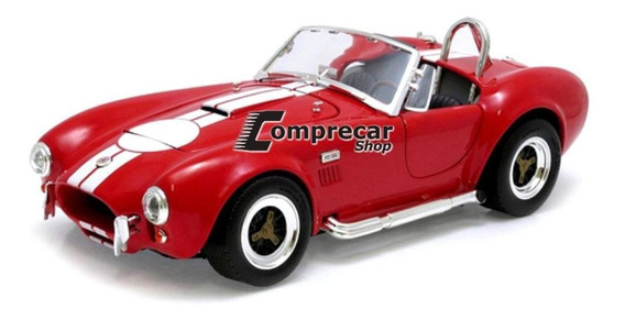 Miniatura 1964 Shelby Cobra 427 S/c 1964 Verm Yat Ming 1/18