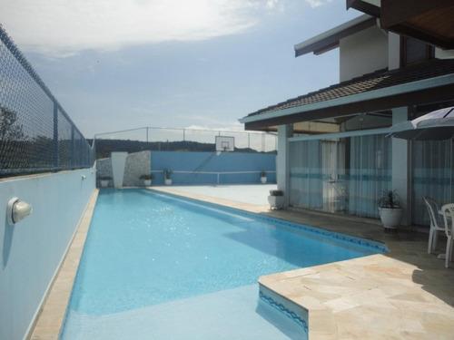 Imagem 1 de 24 de Casa Com 3 Dormitórios À Venda, 548 M² Por R$ 2.300.000,00 - Condomínio Campos De Santo Antônio - Itu/sp - Ca0041
