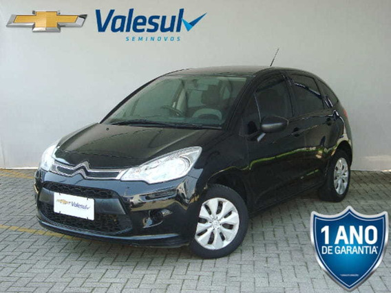 Citroen C3 Origine 1.5 2014 Flex 8v 5p
