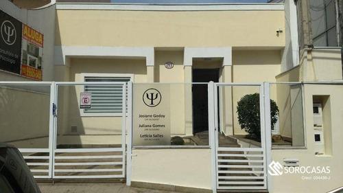 Imagem 1 de 30 de Casa, 169 M² - Venda Por R$ 839.000,00 Ou Aluguel Por R$ 6.300,00/mês - Jardim Emília - Sorocaba/sp - Ca1890