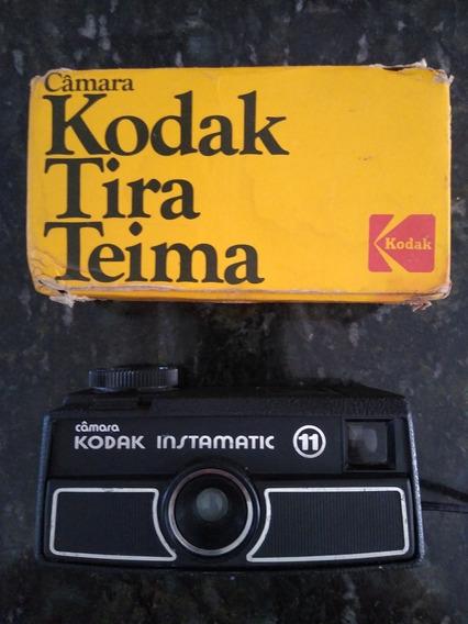 Câmara - Antiga Kodak Tira Teima - Instamatic 11.
