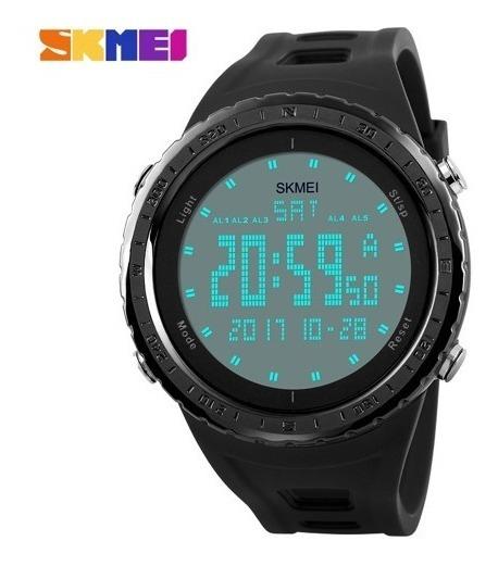 Relógio Skmei 1246 Digital Esportivo Prova D´água Militar