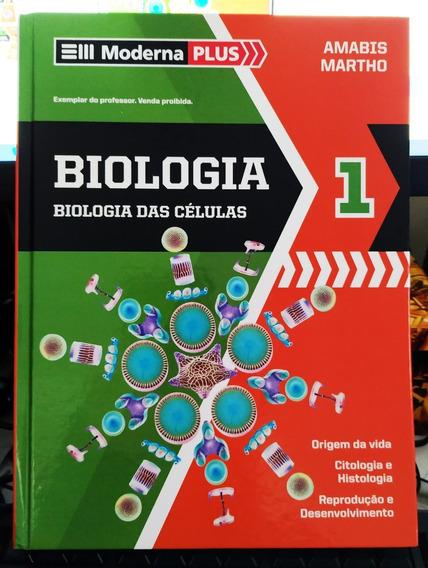 Livro Biologia Das Células - Amabis E Martho