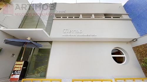 Comercial Para Venda, 0 Dormitórios, Indianópolis - São Paulo - 3159