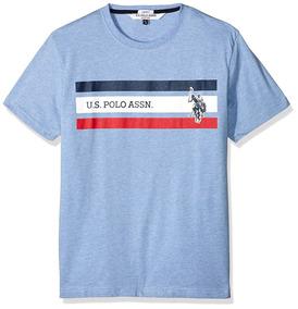 Playera Us Polo Assn Casual Uspa