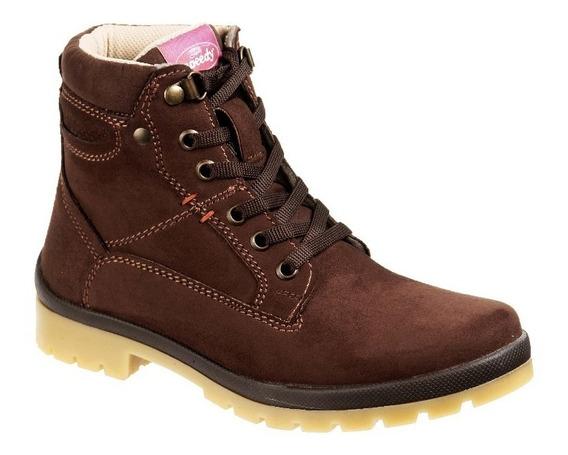 Speedy Bota Para Dama Urban Casual Zapato Modelo 4008