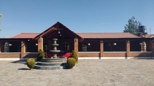 Salón De Eventos En Venta A Unos Minutos De Pachuca, Hidalgo