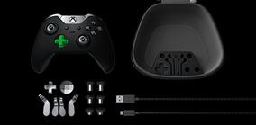 Controle Elite Xbox One Preto Original (só Mato Grosso Sul)