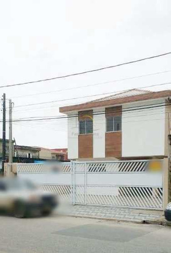 Sobrado De Condomínio Com 2 Dorms, Jardim Rio Negro, São Vicente - R$ 160 Mil, Cod: 728 - V728