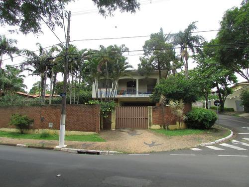 Casa À Venda Em Parque Taquaral - Ca233858