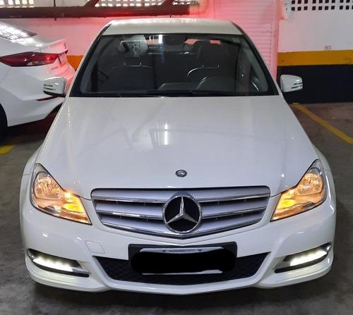 Mercedes-benz Classe C 2012 1.8 Cgi Classic Special 4p