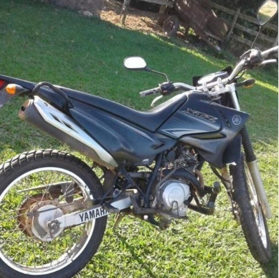 Yamaha Xtz 125 2012