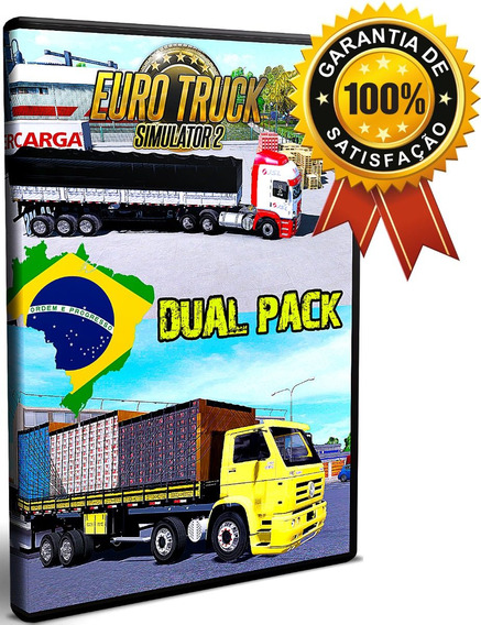 Euro Truck 2 Mods Caminhão E Truck + 450 Cidades Brasileiras