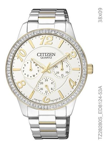 Relógio Analógico Feminino Citizen Tz28280s