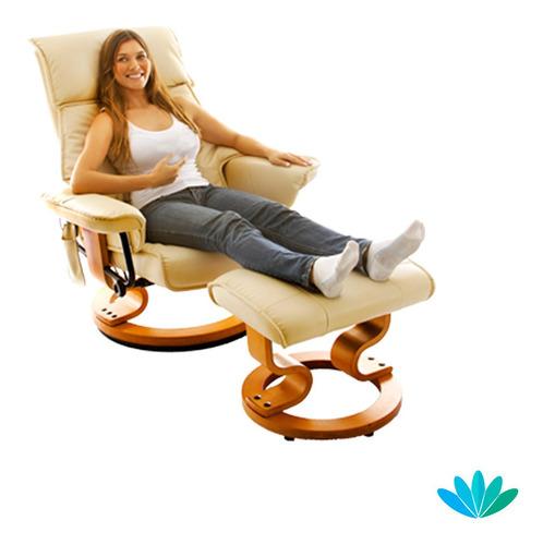 Imagem 1 de 8 de Locação Aluguel Poltrona Cadeira Reclinável Pós Cirúrgica