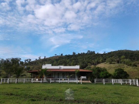Fazenda Com 22,4 Alqueires Paulista Em Passos, Mg - Fz-021-1