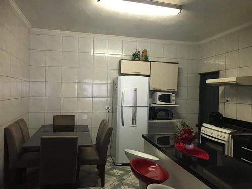 Sobrado Em Vila Lucinda, Santo André/sp De 55m² 3 Quartos À Venda Por R$ 335.000,00 - So664074
