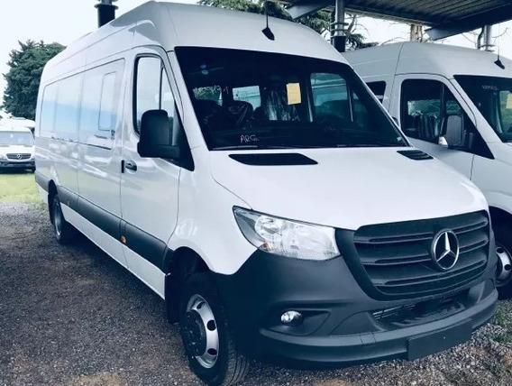 Mercedes Benz Nueva Sprinter 516 4325 Te 19+1 0km 2020 Conc
