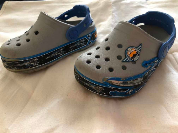 Crocs Modelo Stars Wars Niño Talle C8