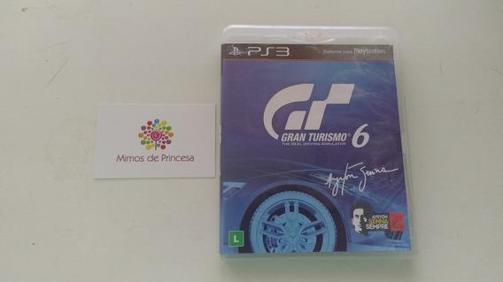 Gran Turismo 6 Ps3 Playstation 3