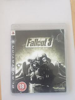 Ps3 Fallout 3 Fisico Original H