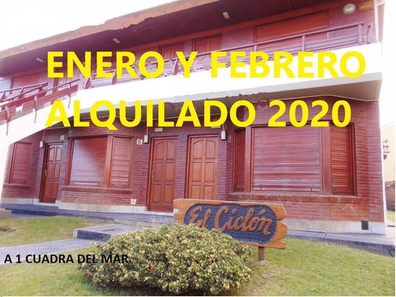 Alquiler Villa Gesell Zona Norte - El Ciclon