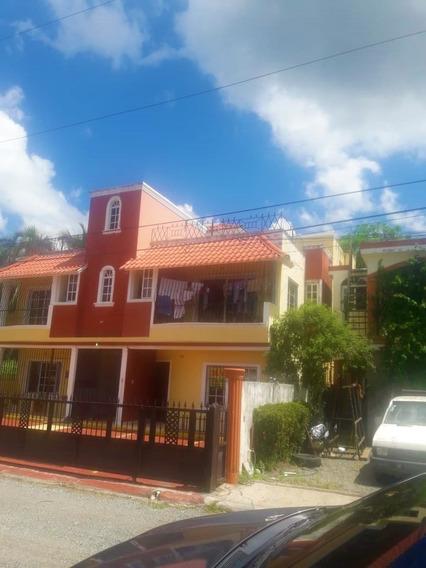 Se Vende Apartamento De 108.4m2, Bonao, Rep. Dom. Id- 10295