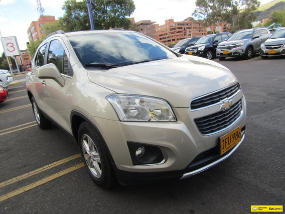 Chevrolet Tracker Lt At 1800 Fe
