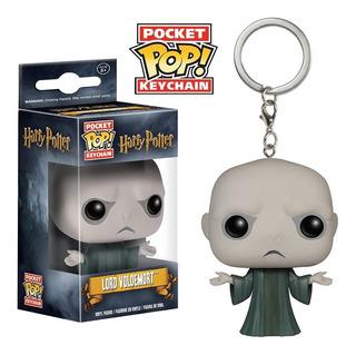 Llavero Funko Pop Keychain Original Lord Voldemort
