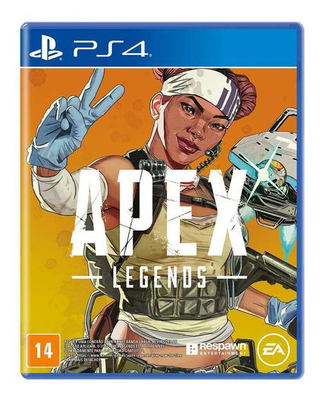 Apex Legends Edição Lifeline - Ps4 - Lacrado - Mídia Física