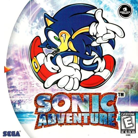 Sonic Adventure 3 Ps4 - PlayStation 3 no Mercado Livre Brasil