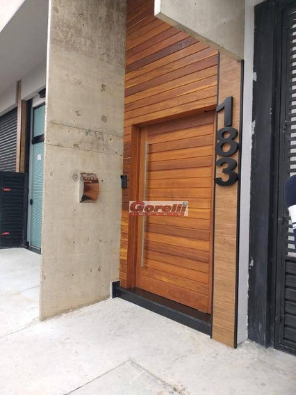 Apartamento Com 2 Dormitórios Para Alugar, 57 M² Por R$ 1.400/mês - Centro - Arujá/sp - Ap0496