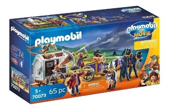 Playmobil - The Movie Charlie Con Carro Prisión