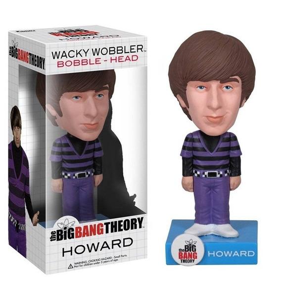 Howard Big Bang Theory W Wobbler Bobble Head Bonellihq L18