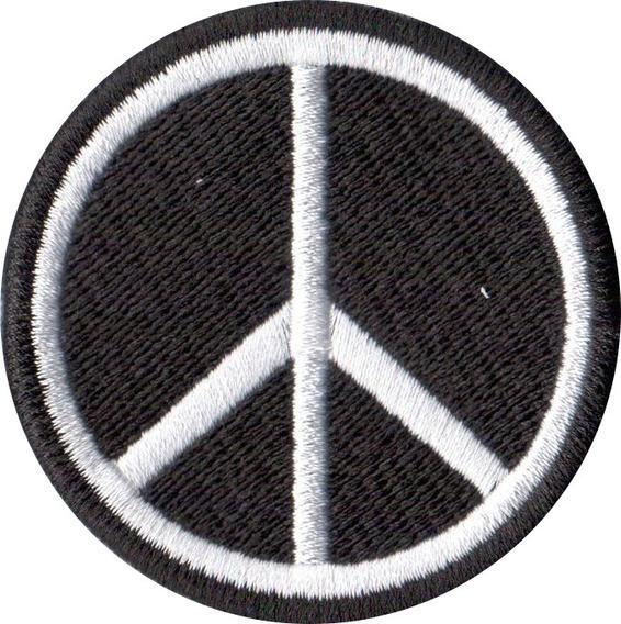 Patch Talysma P/ Camiseta Jaqueta Jeans - Símbolo Da Paz