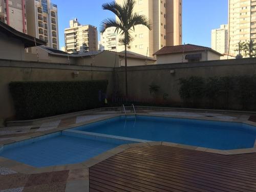 Apartamento Com 4 Dormitórios À Venda, 212 M² Por R$ 1.450.000,00 - Cambuí - Campinas/sp - Ap3427