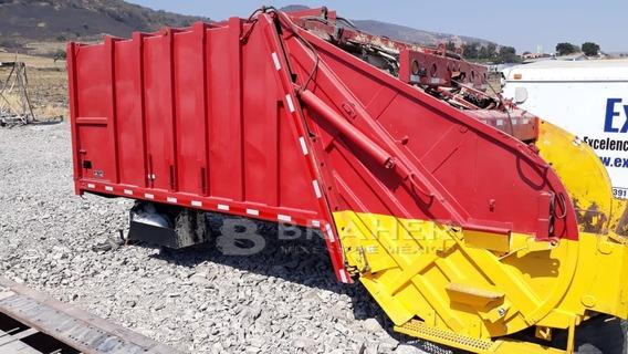 Compactador De Basura Leach Para Camión