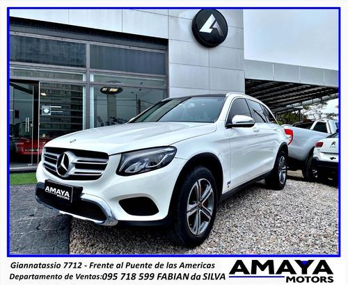 Mercedes-benz Clase Glc 2.0 4 Matic Amaya Motors!!!