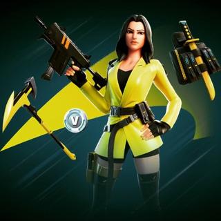 Fortnite Pack Iris¡ Pc/ps4 /xbox/nintendo Las 24 Hs