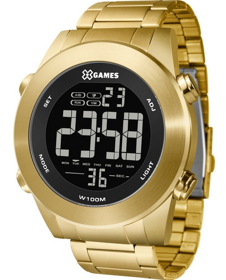 Relógio X-games Masculino Garantia Original Nfe