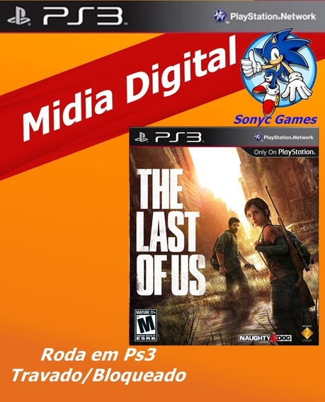 The Last Of Us Ps3 Psn - Envio Rapido