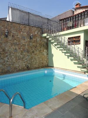 Casa Residencial À Venda, Parque São Domingos, São Paulo. - Ca1369