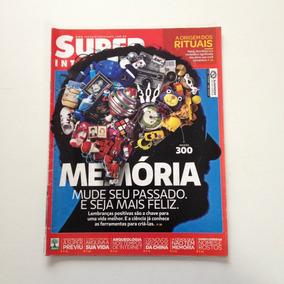 Revista Super Interessante Memória Mude Seu Passado N°300