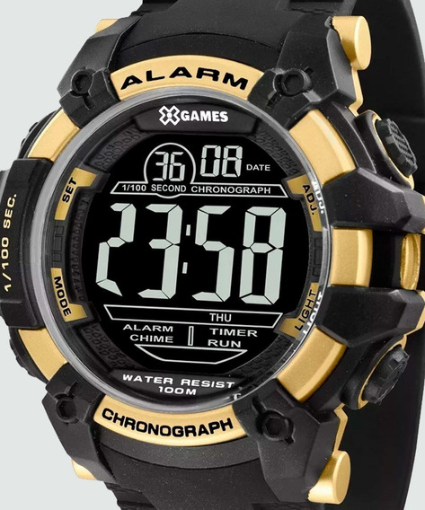 Relógio Masculino Digital Xgames Xmppd539 Pxpx